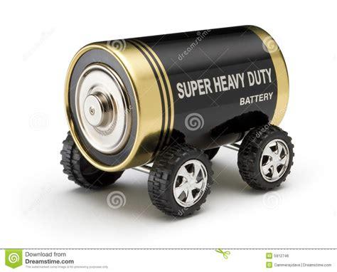 Auto Kologie by Batterie Auto Lizenzfreies Stockbild Bild 5912746