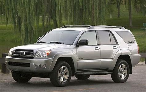 suv toyota 2008 used 2008 toyota 4runner suv pricing features edmunds