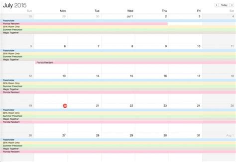 Disney Discount Calendar Fall Room Only Disney Discounts Released Today