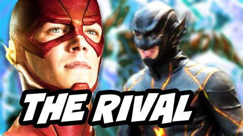 The New Rival flash season 3 the identity of the rival revealed and