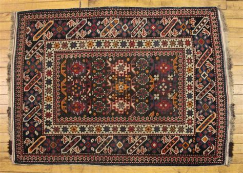 Small Colorful Rugs Throw Rug Small Colorful Geometric Rug In Brown Gr