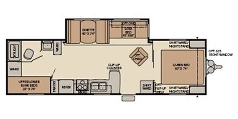mallard travel trailer floor plans 2006 jayco jay flight 29bhs 2006 wiring diagram and