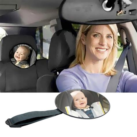 loct child seat car safety easy view back seat mirror baby facing rear