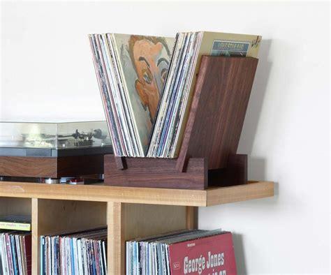Meuble De Rangement Disques Vinyl by Rangement Cd Vinyles
