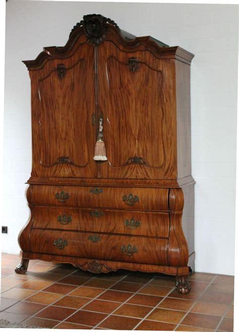 Tisch Aus Treibholz 694 by Schrank Vitrine Antik 1790 Mahagoni Nussbaum Barock
