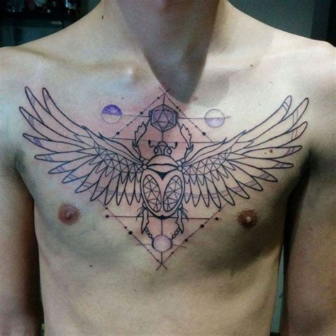 beetle tattoo meaning winged scarab pictures to pin on