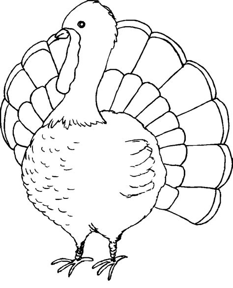 Coloring Pages Thanksgiving Turkey Thanksgiving Coloring Pages Coloring Pages To Print