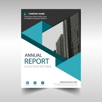 Report Cover Page Template Psd Annual Vectors Photos And Psd Files Free