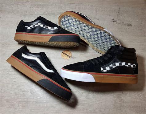 Sepatu Vans 200 Ribuan tips termudah membedakan sepatu vans original atau kw