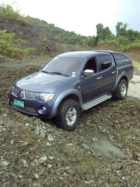 mitsubishi triton 2007 marson 2007 mitsubishi triton specs photos modification