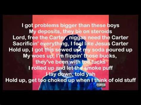coloring book no problem lyrics chance the rapper feat lil wayne 2 chainz no problem