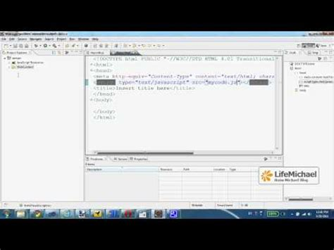 javascript tutorial using eclipse javascript coding using eclipse ide how to make do