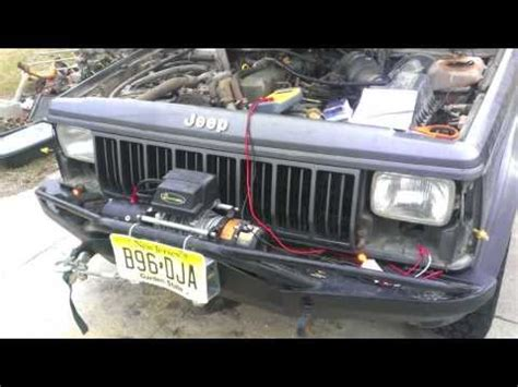 knock sensor location jeep xj get free image about