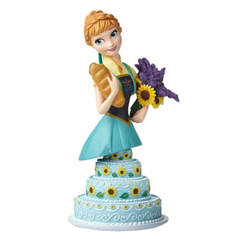 Enesco Grand Jester Frozen Elsa Mini Bust new frozen fever grand jester mini busts inside the magic