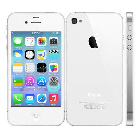 Apple Iphone 4s 16 Gb apple iphone 4s 16gb white 360souq