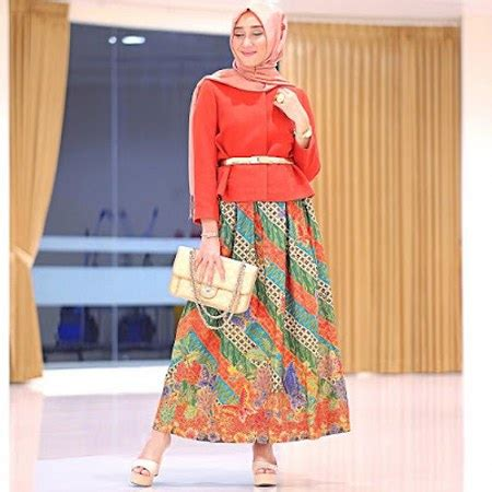 desain dress casual muslim 20 desain baju muslim terbaru dian pelangi 2016 ide