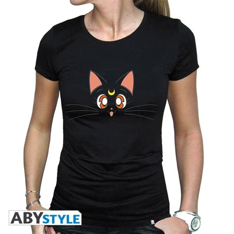 T Shirt Moon sailor moon t shirt abystyle