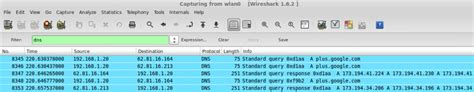 wireshark tutorial dns tutorial wireshark 2 utilizaci 243 n de filtros