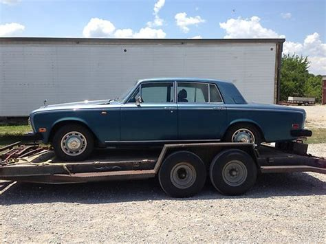 purchase used 1980 rolls royce silver shadow ii for