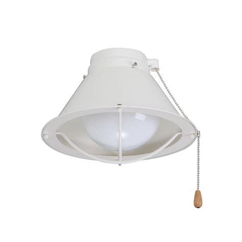 emerson ceiling fan white hton bay 4 light universal ceiling fan light kit with