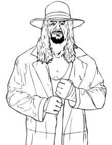 pics photos free printable wwe coloring pages kids