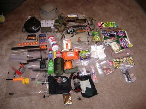 assault bag contents survival bug out bag how to build the best one