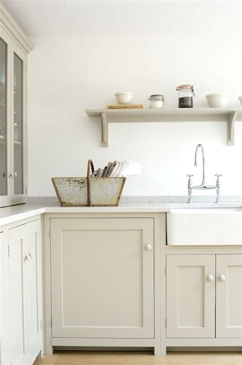 Devol Kitchens by Devol Paint Shaker Kitchen Remodelista Sink
