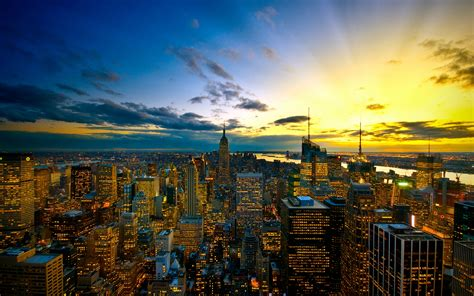 New York by New York City Colors Wallpapers Hd Wallpapers