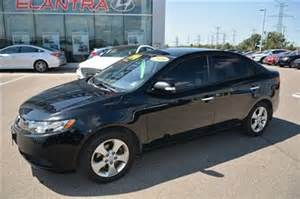 Kia Forte Rims 2010 Kia Forte 4 Door Air Conditioning Heated Seats Black