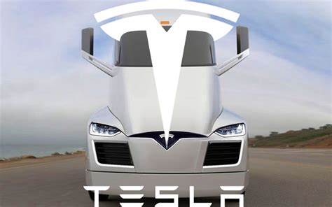 tesla electric truck can tesla really an electric semi truck work