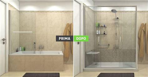 doccia al posto della vasca da bagno prezzi bello box per vasca da bagno leroy merlin vasca da bagno