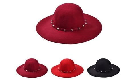 hats with studs big brim for from valley witch