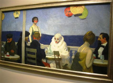 Mad Men Office Edward Hopper At The Grand Palais In Paris Impressions Of