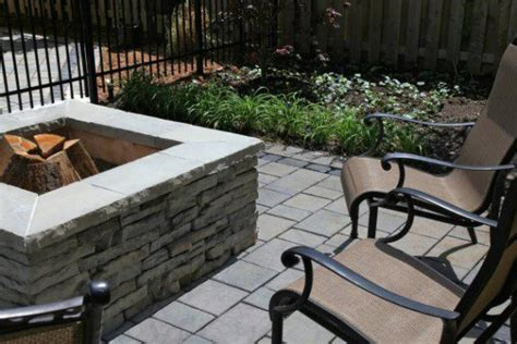 how to find flint in your backyard why front yard fire pits and patios can be a great idea in