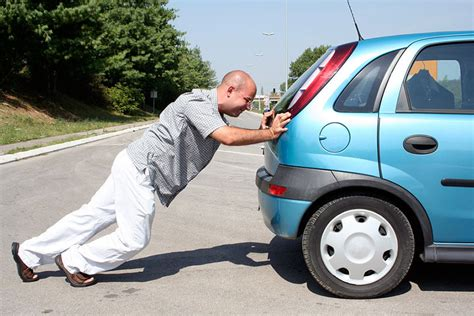Starting To Bump Again by How To Jump And Bump Start A Car When You Ve A Flat Battery