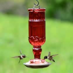 amazon com perky pet 8119 2 red antique bottle