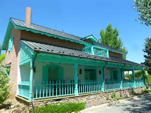 new mexico style homes architectural guide to new mexico territorial style