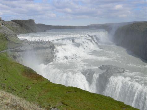 turisti per caso islanda foto gullfoss viaggi vacanze e turismo turisti per caso