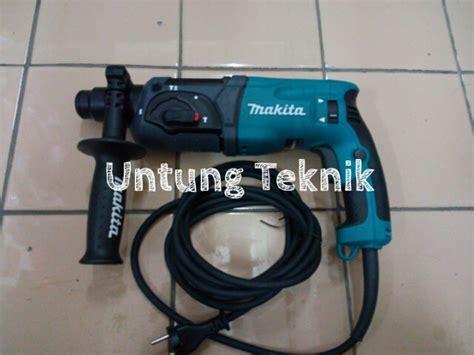 Mesin Bor Makita Rotary Hammer Drill Hr 2445 jual mesin bor hammer drill makita hr 2470 untung teknik