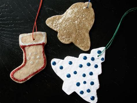 bread dough clay ornaments fun family crafts