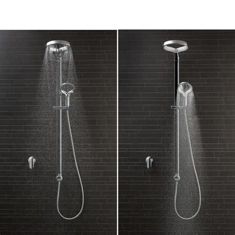 Shower Collection by Aio Aurajet Shower Collection Green Magazinegreen Magazine