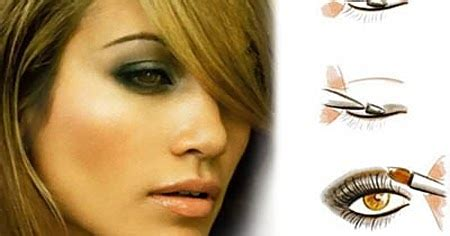 Bedak Make No 4 tips eye make up
