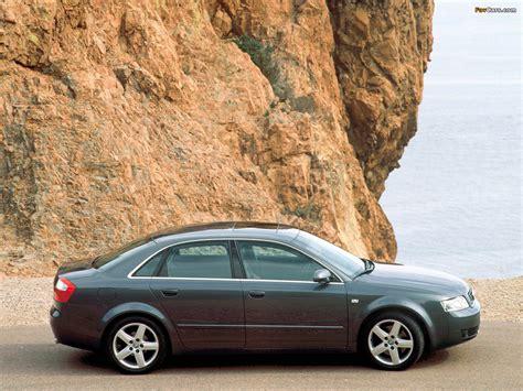 Audi A4 3.0 quattro Sedan B6,8E (2000?2004) wallpapers (1280x960)