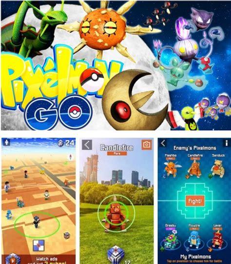 download mod game tanpa root download pixelmon go mod apk 1 8 26 unlimited money