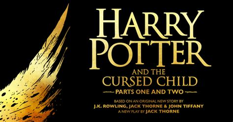 Ori Harry Potter And The Cursed Child Part One And Two Playscript play review a magical with the return of harry potter the of a book