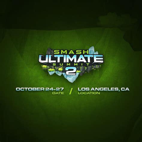 tournamentsmash ultimate summit  smashwiki  super