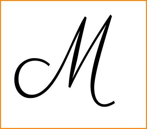capital cursive letters 2 8 capital m cursive wines for dummies 1114