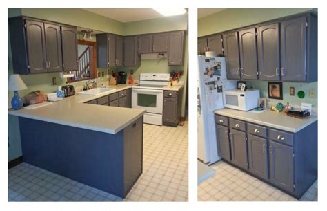 best top coat for kitchen cabinets kitchen cabinets in driftwood gray milk paint topped with