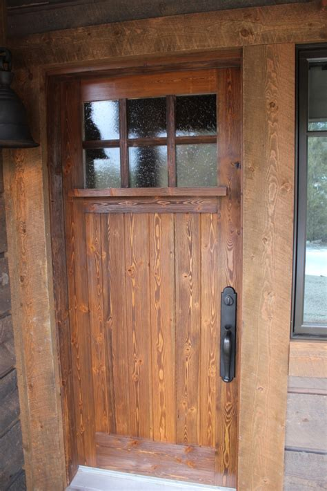 How To Stain An Exterior Wood Door 1000 Images About Exterior Doors On Douglas Fir Wood Doors And Exterior Doors