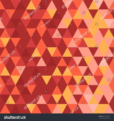 Origami Texture - abstract seamless pattern origami ornament geometric stock